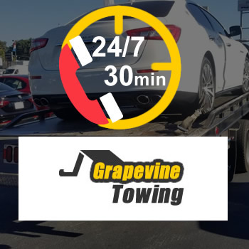 Towing Grapevine Service